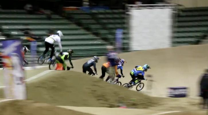 Vidéo Tangent USA-BMX/ Fields et Post gagnent