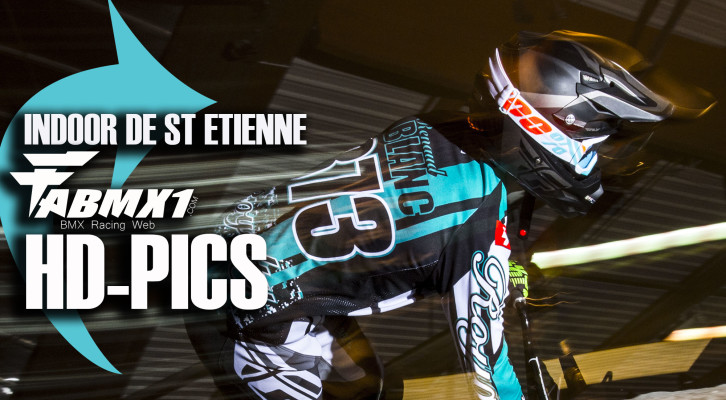 Photos FABMX1 sélection Indoor de St Etienne