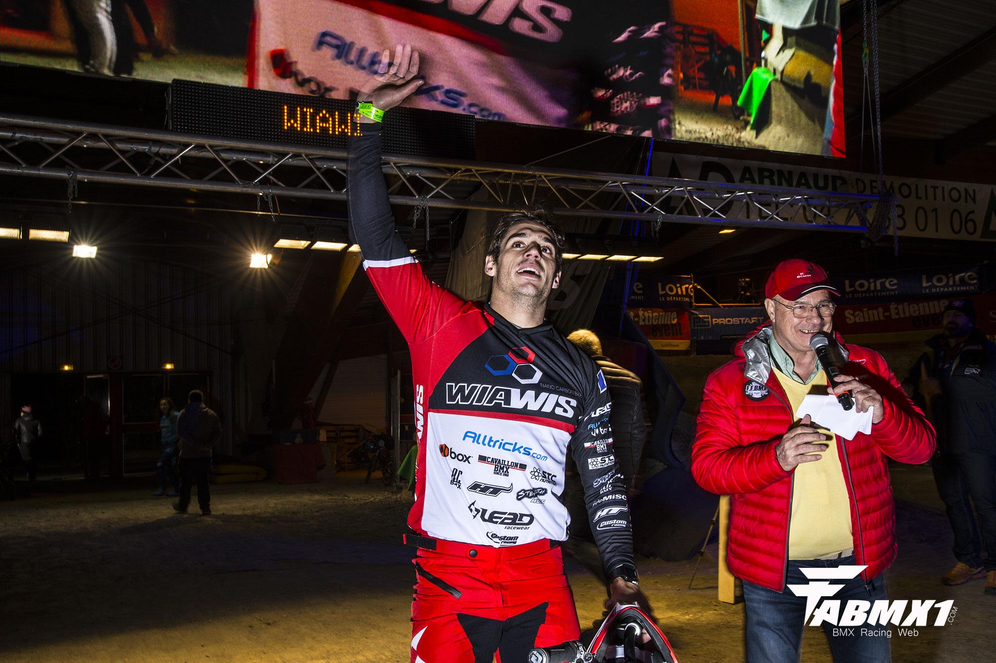 Axelle Etienne et Sylvain André gagnent le Trophée des Nations