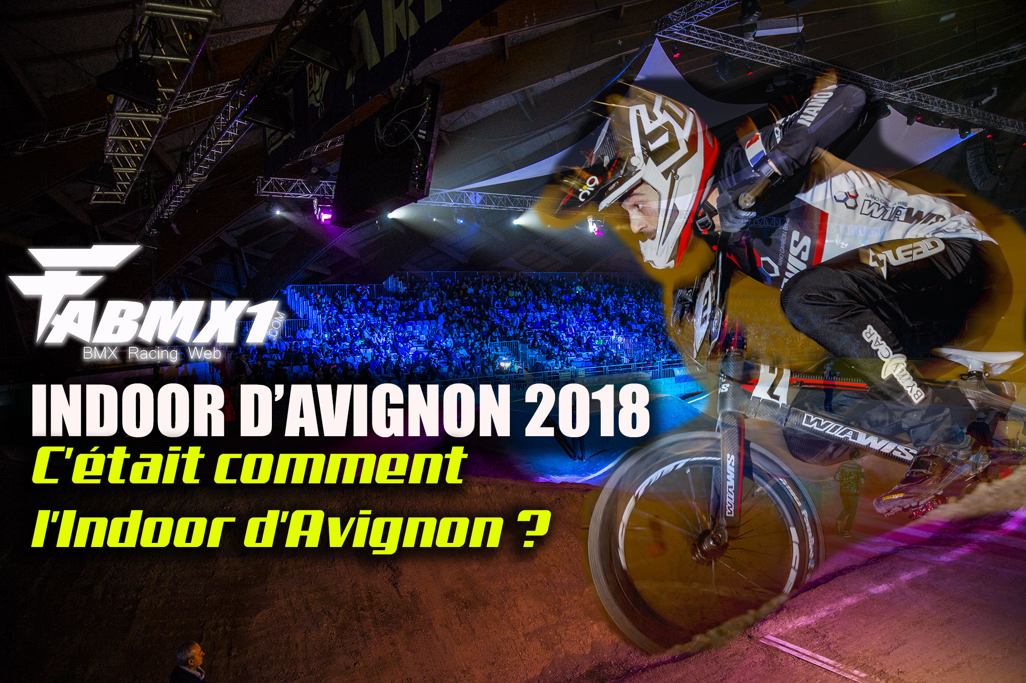 C'était comment l'Indoor d'Avignon ? + RACE RECAP