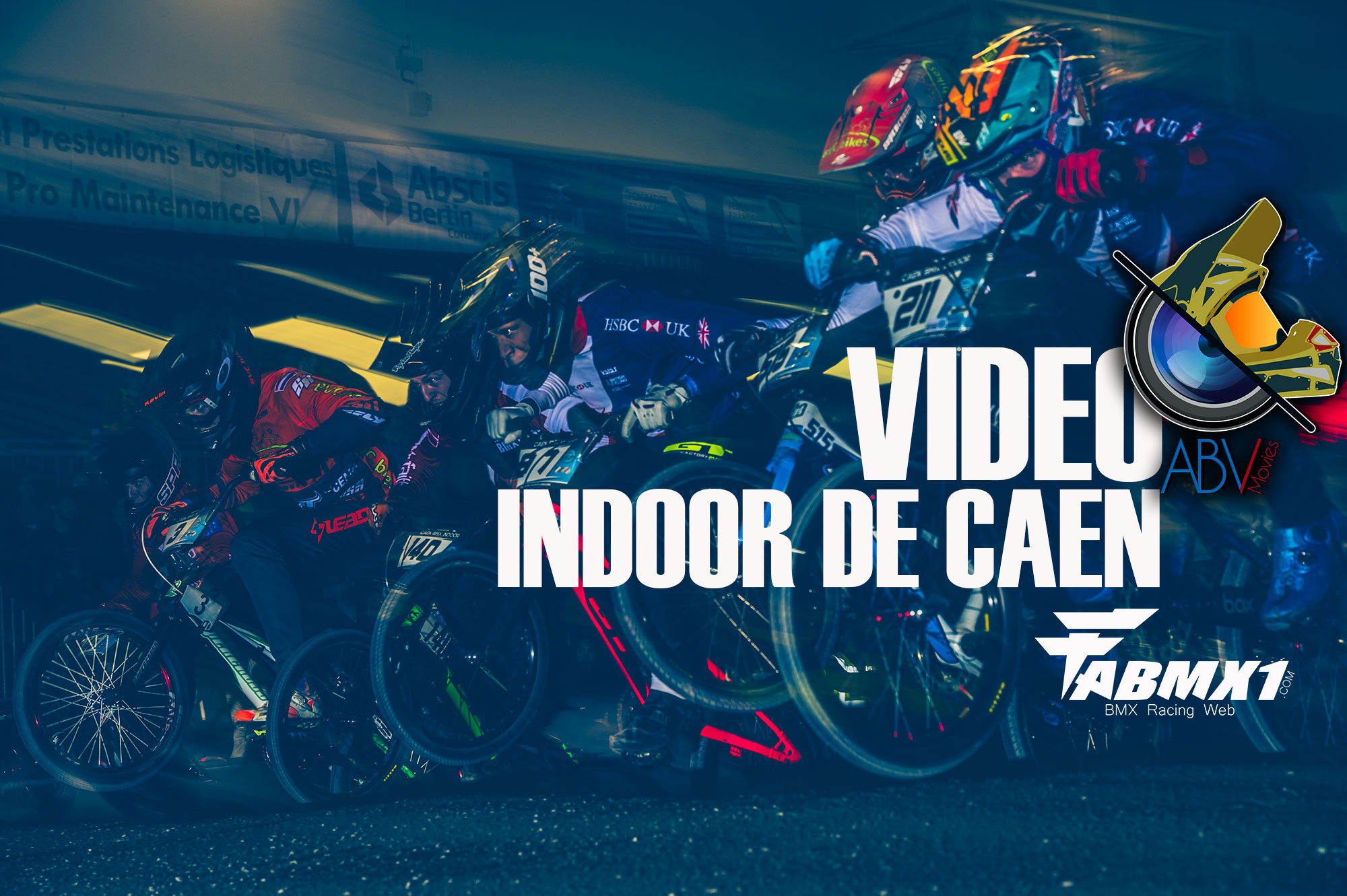 VIDEO INDOOR DE CAEN 2018 ABV/Fabmx1