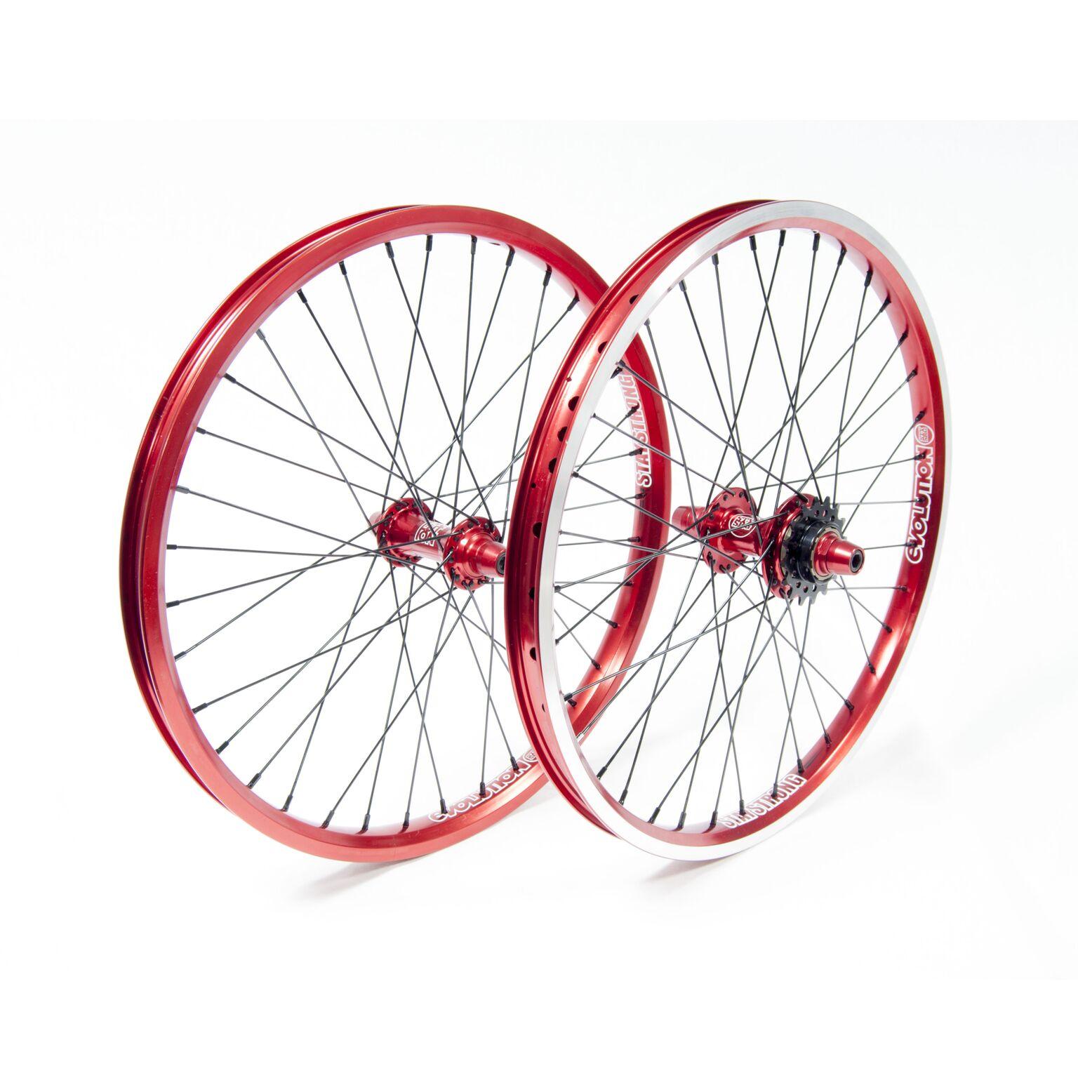 SS-Evo Red Pro-HR