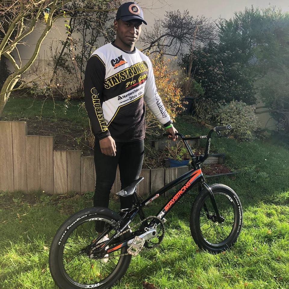 Lucas Auchecorne Bike 2