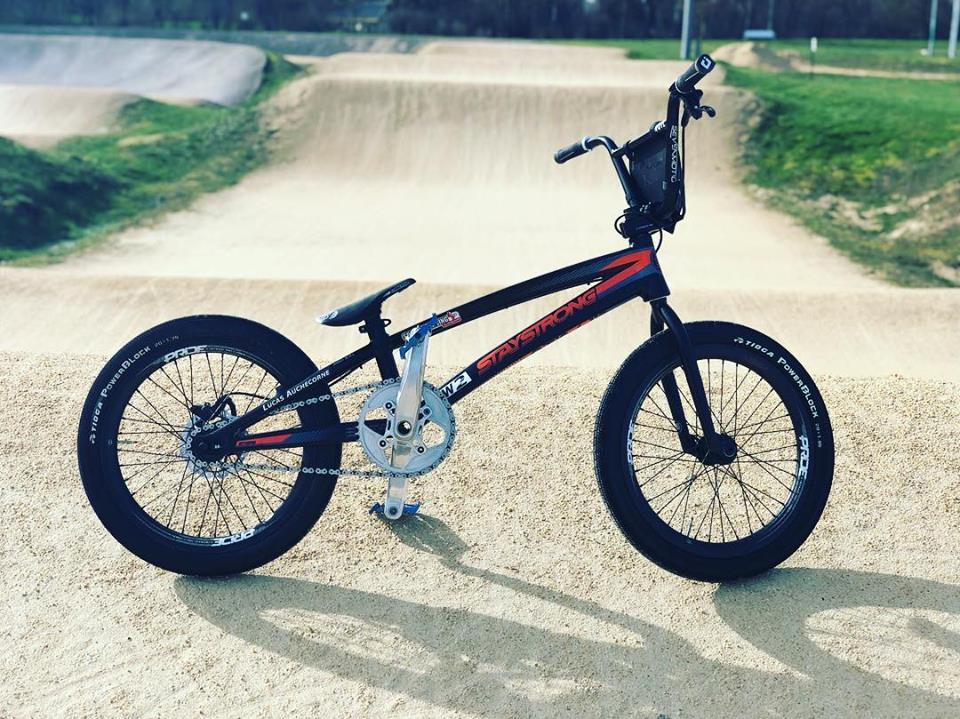 Lucas Auchecorne Bike