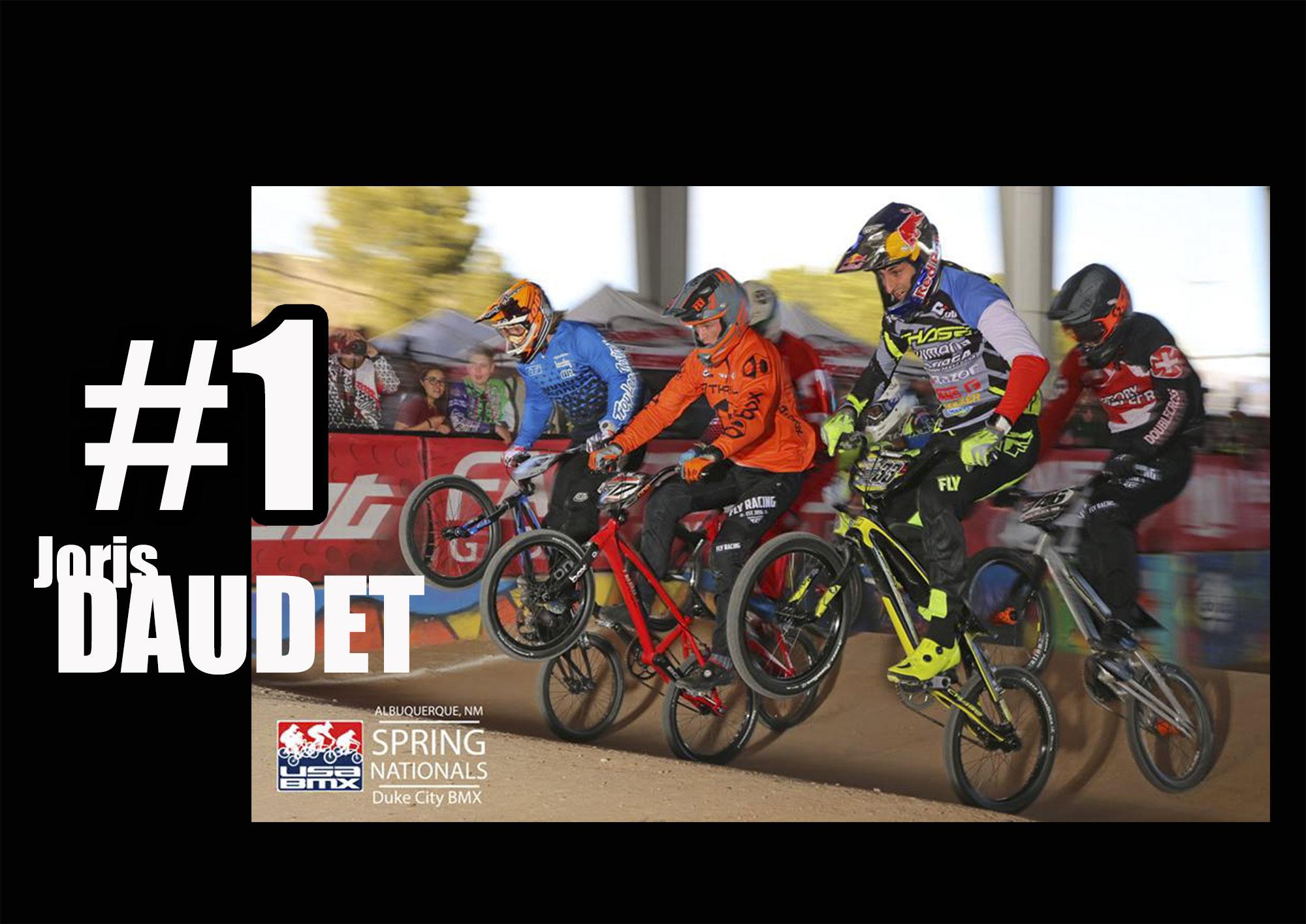 J.Daudet s'impose à Albuquerque day1