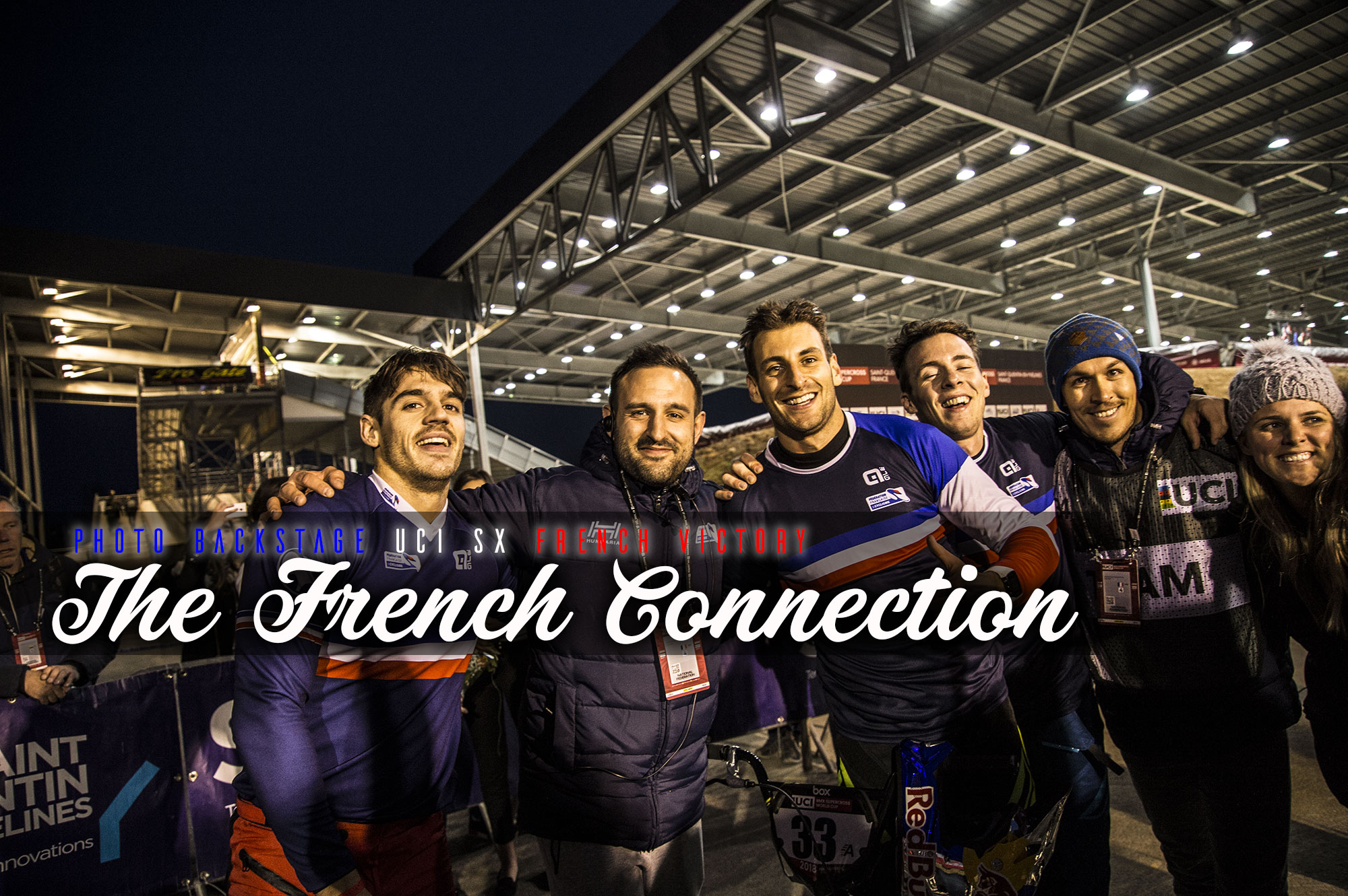 The French Connection: La victoire Française à SQY en images