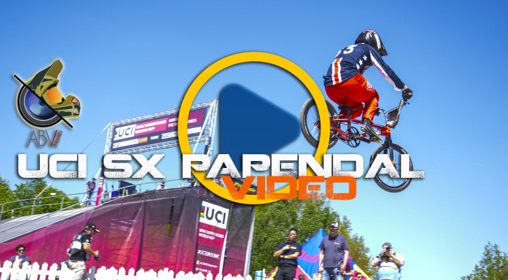 Vidéo UCI SX RD 3 & 4 PAPENDAL by ABV Movies