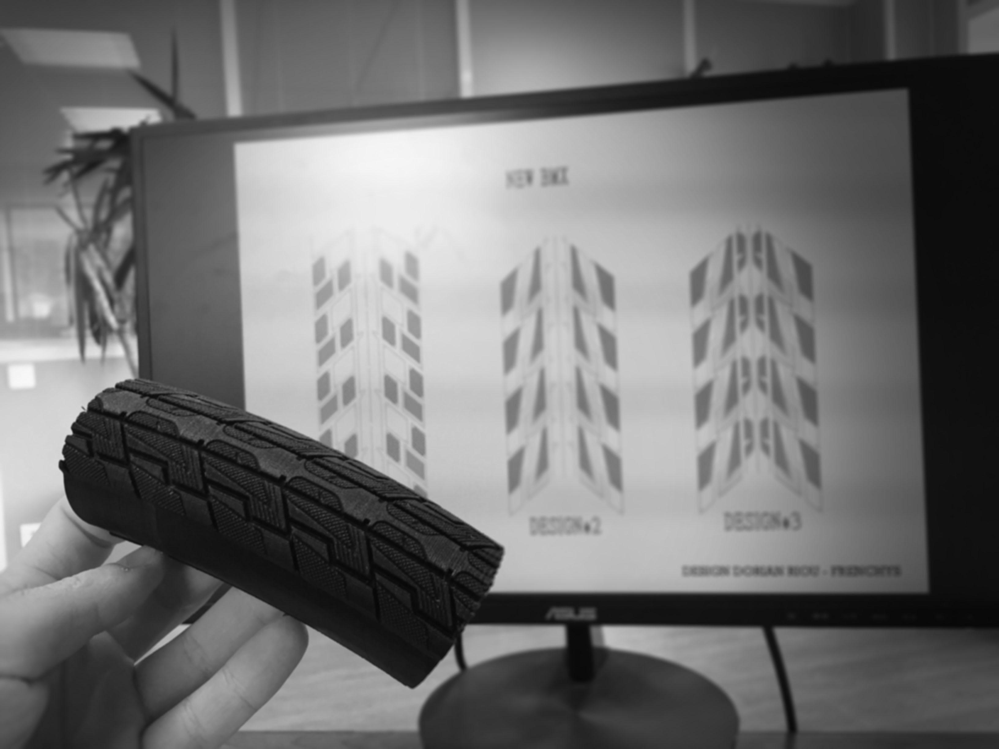 Speedbooster - Design impression 3D