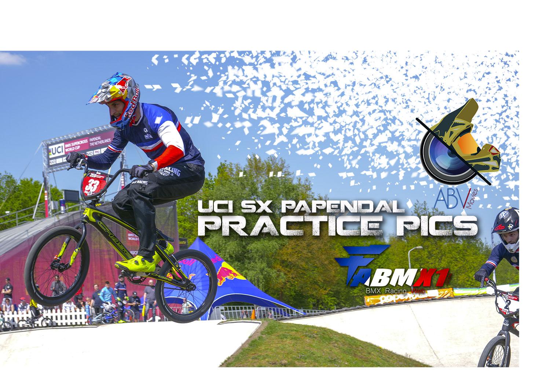 UCI SX RD3 PRACTICE PICS