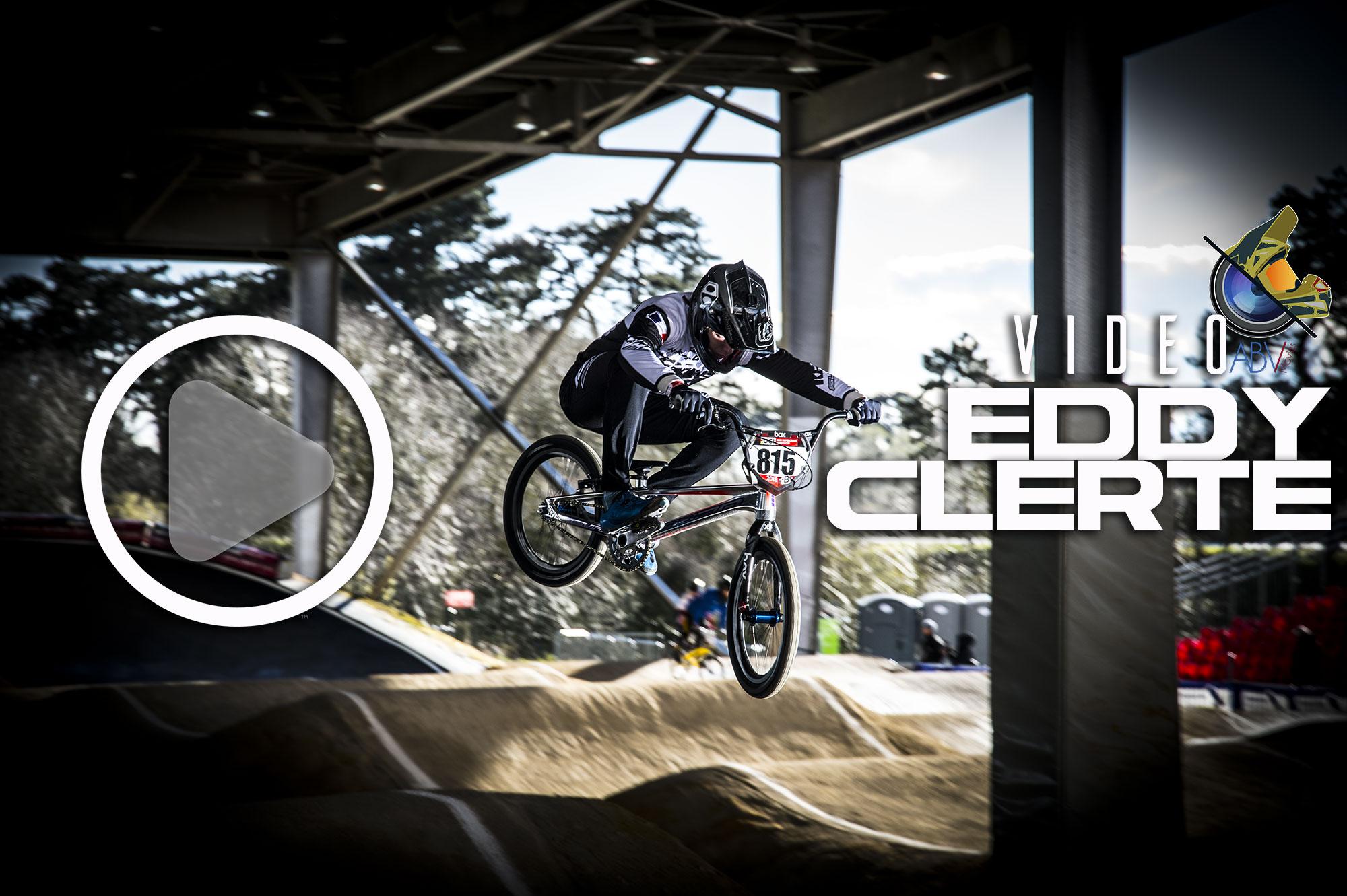Vidéo Eddy Clerté récap saison 2018