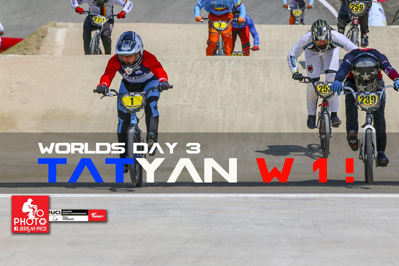 WORLDS Day 3 Résultats: Tatyan sauve la France !