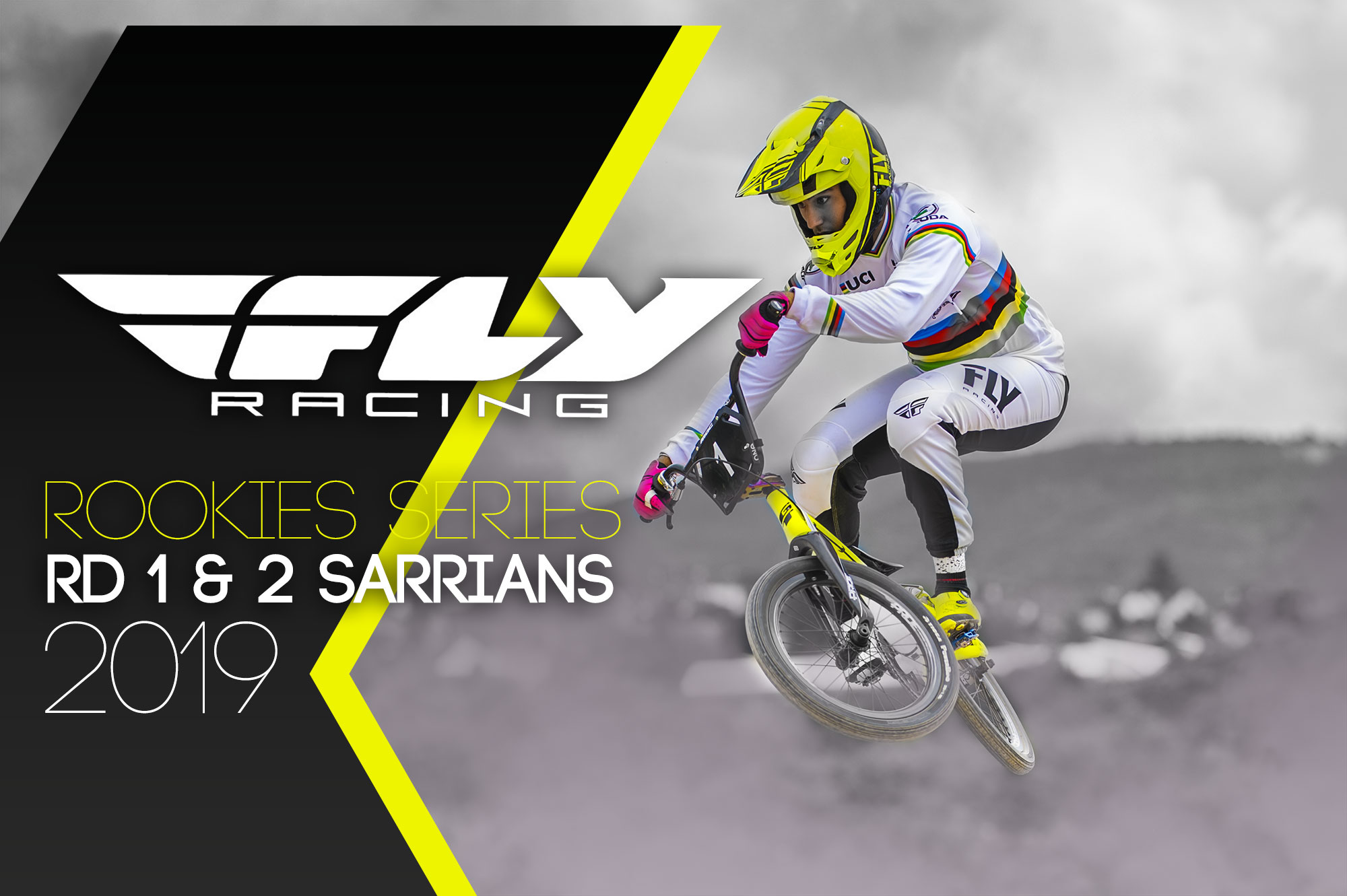 FLY ROOKIES SERIES 2019: début à Sarrians