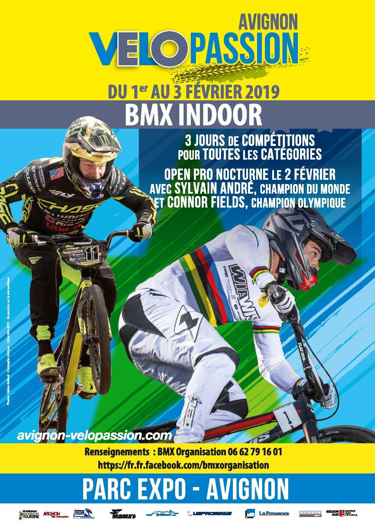 INDOOR BMX D'AVIGNON & OLD SCHOOL: Les dernières infos