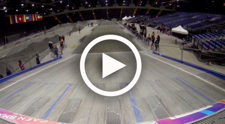 Tour GoPro INDOOR DE TOURS / Simon Marchal