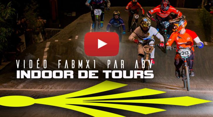 Vidéo Fabmx1 par ABV/ Indoor de TOURS
