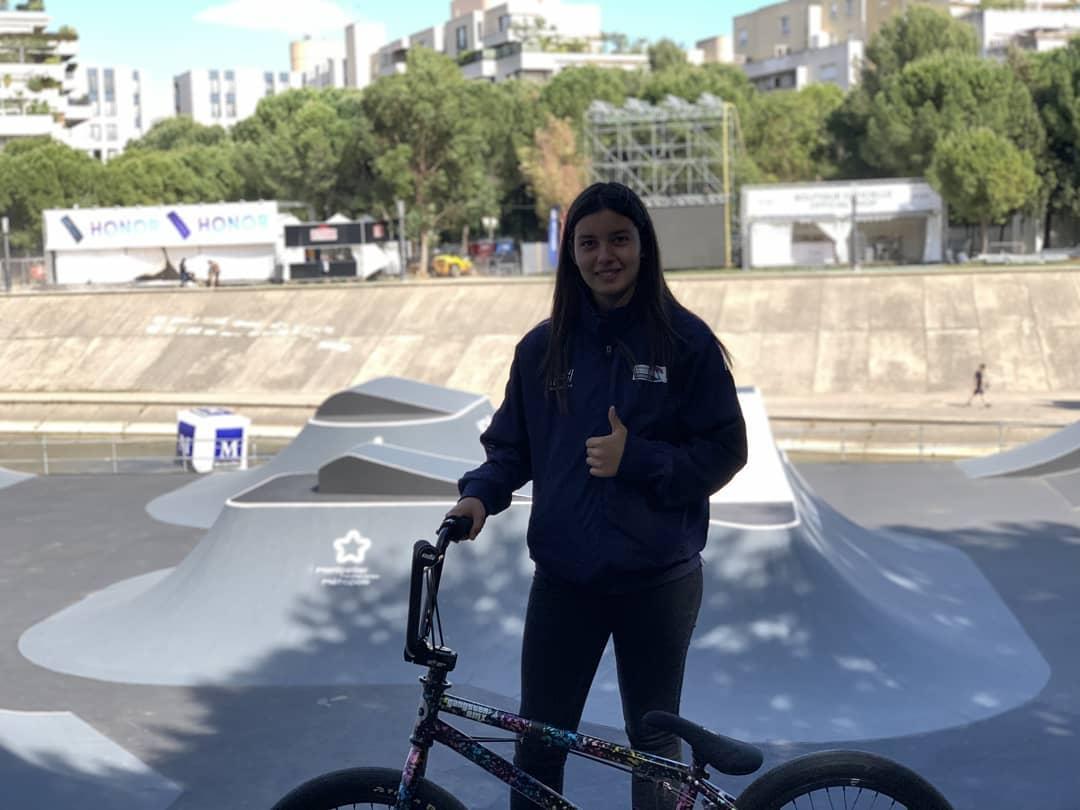 Le BMX dirt fait son retour au Fise de Montpellier.