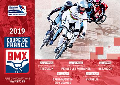 Coupe de France de Besançon, Timing prévisionnel.