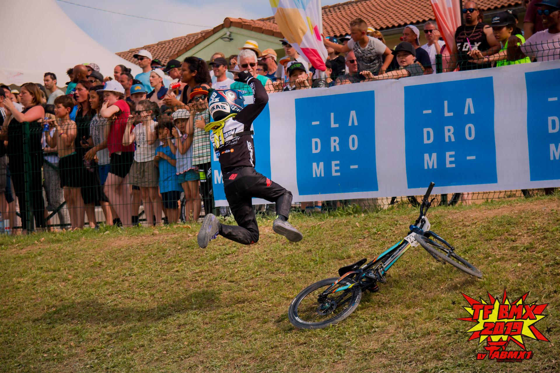 Trophée de France BMX Mours, de belles émotions en images.