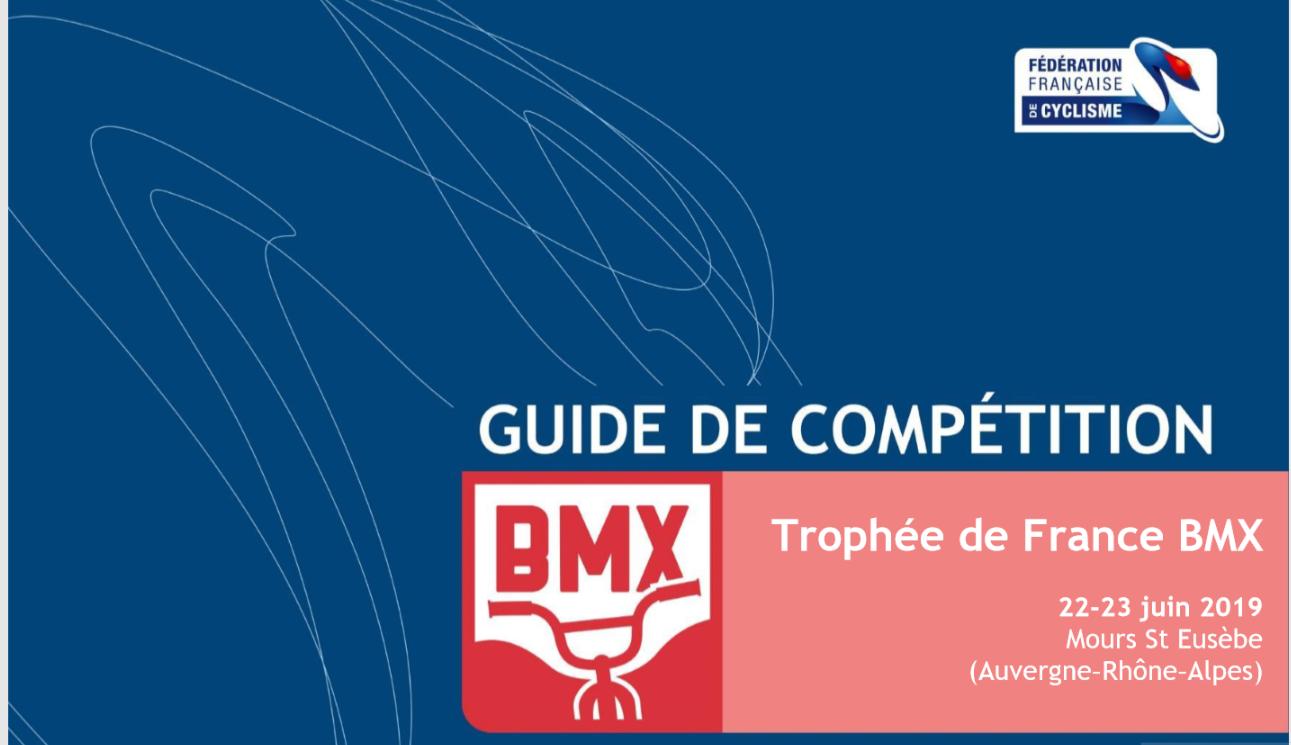 Trophée de France Mours, timing et information de dernière minute.