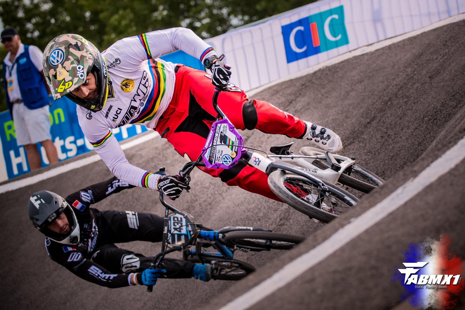 Challenge national et championnat de France BMX Calais J2.