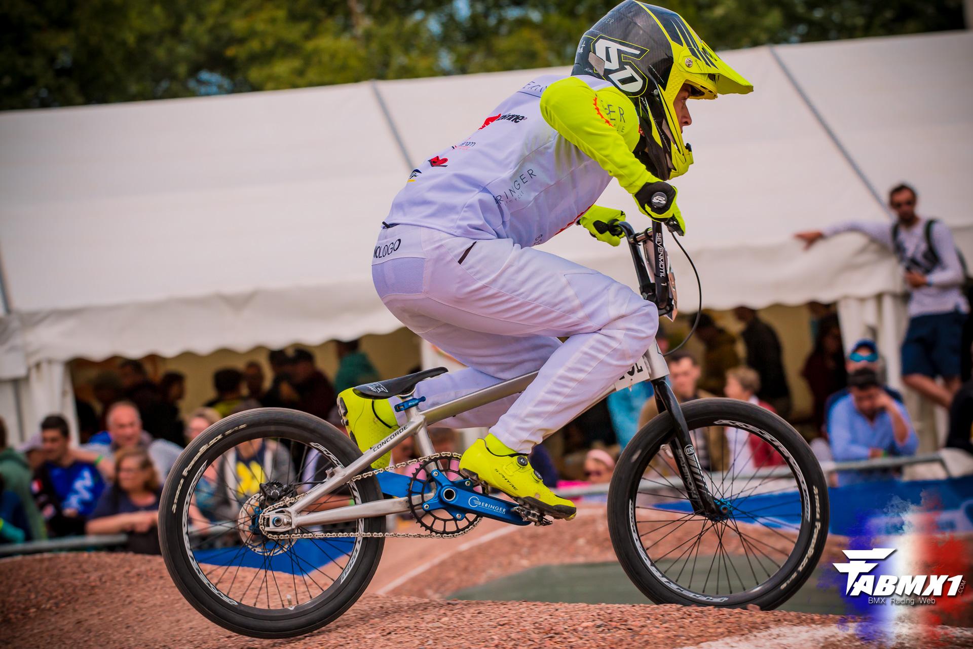 BERINGER BICYCLE, nouveau partenaire FABMX1.