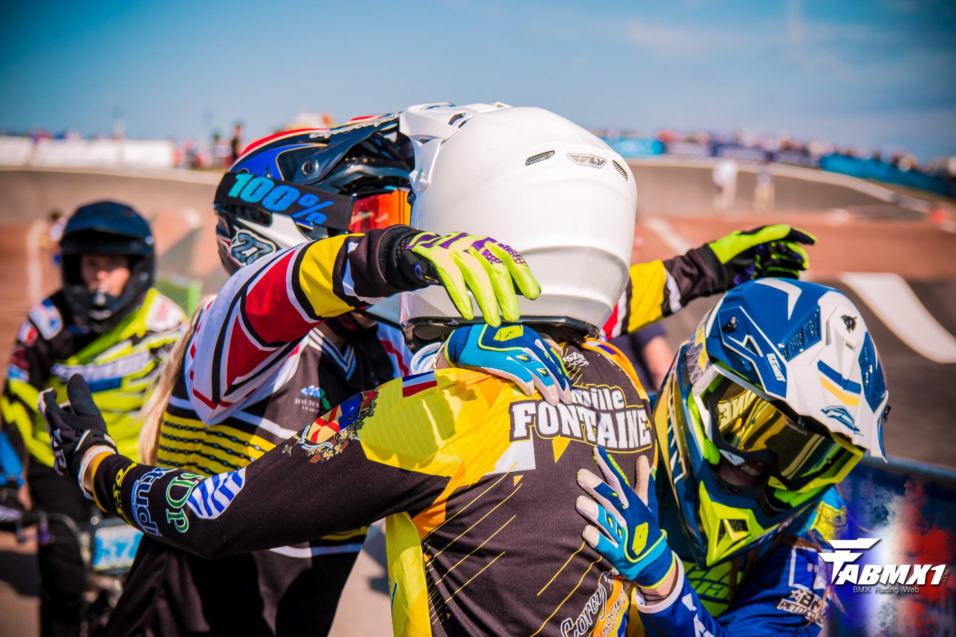 Championnat de France et Challenge National BMX Calais J3.