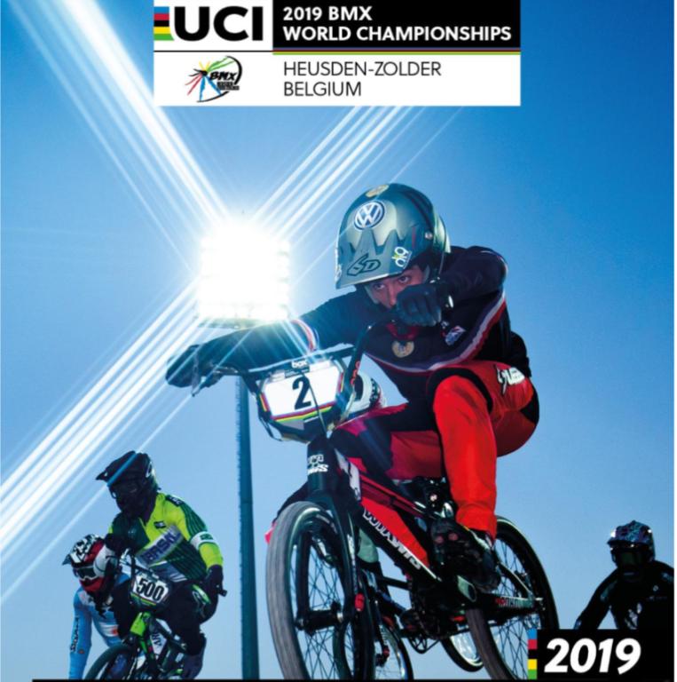 Championnat du Monde de BMX 2019, Zolder.
