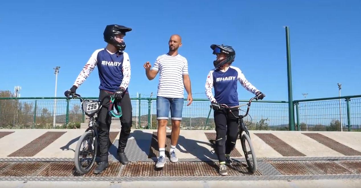 SHÄBY TEAM Mariane Beltrando et Anatole Chaillou en vidéo.