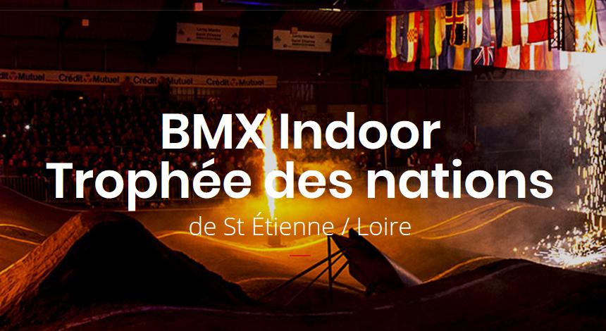 Indoor de Saint-Etienne, le timing !