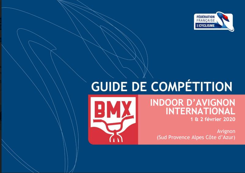 Indoor d'Avignon 2020, guide de la compétition.