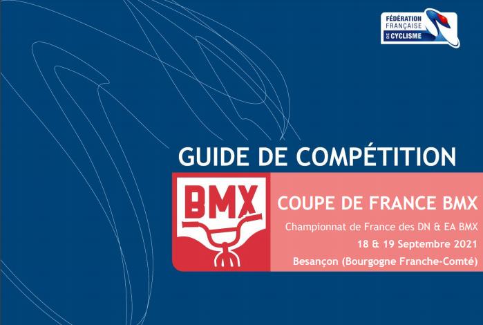 Coupes de France BMX Besançon, toutes les infos !